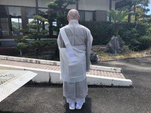 佐賀市でお仏壇回収をして御霊抜き供養の後、処分しました。