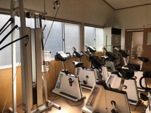 佐賀市の施設からトレーニングマシーンの回収処分をしました