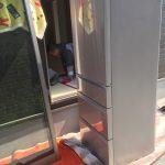 鹿島市で冷蔵庫と洗濯機二点だけのプチ引越をしました
