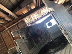 佐賀の農業倉庫の片付けや小屋を解体される為に不要な農業機材農業器具を回収いたしました。