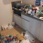 佐賀の上峰町で部屋の片付けと掃除ゴミの処分を行わせていただきました。